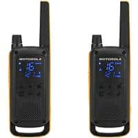 Motorola Walkie-Talkies Talkabout T82 Extreme Assorted 2 Pieces