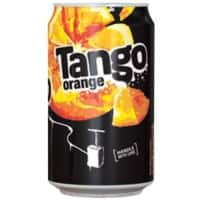 Tango Soft Drink Can Orange 330ml 24 Pieces