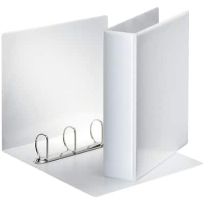 Esselte Panorama Ring Binder Polypropylene A4 White