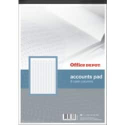 Office Depot account pads