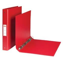 Office Depot Ring Binder A4 4 ring 45 mm Red