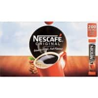 Nescafé Original instant coffee stickpack 200 sachets