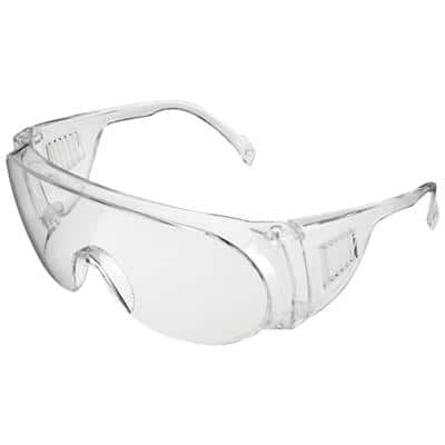 Safety Goggles Polycarbonate Clear