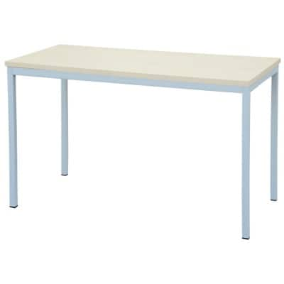Niceday Rectangular Meeting Room Table 1600 mm Maple