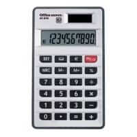 Office Depot AT-810 Pocket 10 Digit Dual Power Calculator