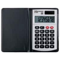 Office Depot AT-809 Pocket 8 Digit Dual Power Calculator