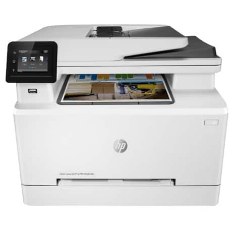 HP laserjet pro M281fdn colour laser multifunction printer