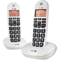 Doro Telephone 100 W White