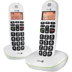 Doro Telephone 100w White
