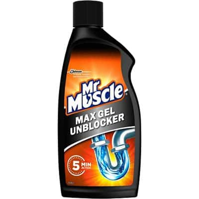 Mr Muscle Pipe Unblocker Kitchen 500 ml
