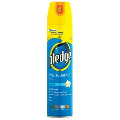 Pledge Multi Surface Cleaner Spray Jasmine 250ml