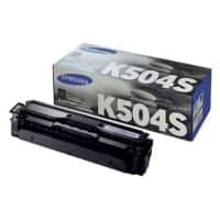 Samsung CLT-K504S Original Toner Cartridge Black Black