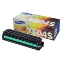 Samsung CLT-Y504S Original Toner Cartridge Yellow Yellow