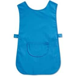 "unisex Easycare tabard Size: M Length: 27.5"" (70 cm) Bottle green"