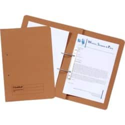 Guildhall Transfer File Manilla Orange - Pack of 50