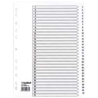 Guildhall Mylar Dividers, White, A4 31 Part 1-31 Numbered Set