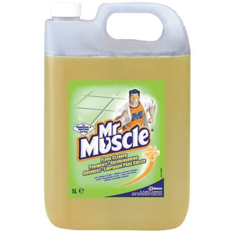 Mr Muscle Floor And Wood Cleaner Safety Data Sheet
