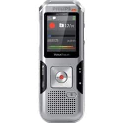 Philips Digital Audio Recorder DVT4010 silver