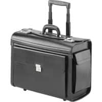 Falcon 16 inch Laptop Pilot Trolley Case