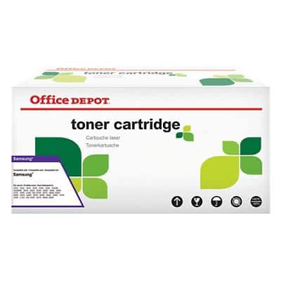 Office Depot Compatible Samsung CLT-Y4072S Toner Cartridge Yellow
