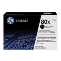 HP 80X Original Toner Cartridge CF280X Black