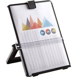Fellowes Document Holder 21106 Black A4