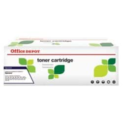 Office Depot Compatible Kyocera TK-130 Toner Cartridge Black