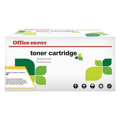 Compatible Office Depot HP 128A Toner Cartridge CE323A Magenta