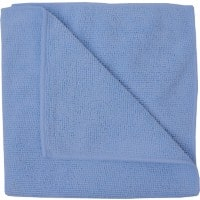 Robert Scott Cleaning Cloths STX Microfibre Blue 10 Pieces
