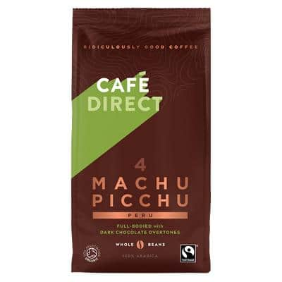 Café Direct Coffee Beans Machu Picchu 227 g