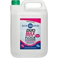 Duo Max Floor and Carpet Cleaner Fragranced 5L