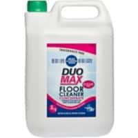 DuoMax Floor Cleaner Fragrance Free 5 L