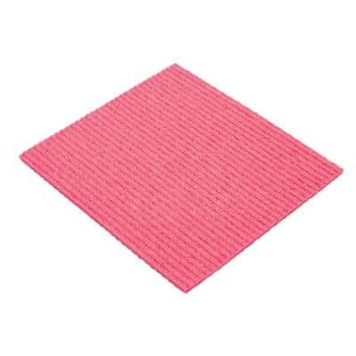 Vileda Cleaning Cloths Red 5 Pieces