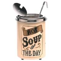 Soupercan Soup Warmer 'Hot Soup Of The Day' 5.1 L