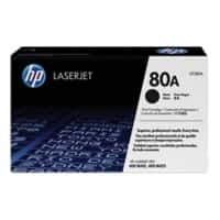 HP 80A Original Toner Cartridge CF280A Black