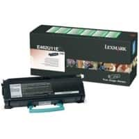 Lexmark E462 Original Black Toner Cartridge E462U11E