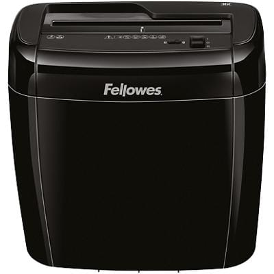 Fellowes Powershred 36C Cross-Cut Shredder Security Level P-4 6 Sheets