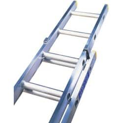 Lyte Ladders EN131 Trade 2 Section Extension Ladder 8 rung