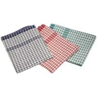 Genware Tea Towels 10 Pieces