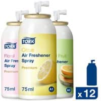 Tork Air Freshener Refil A1 Citrus 12 Pieces of 75 ml