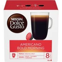 NESCAFÉ Dolce Gusto Americano Bold Morning Coffee Pods 16 Pieces