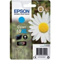 Epson 18XL Original Ink Cartridge C13T18124012 Cyan