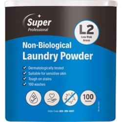 Super Professional Products Laundry Detergent fresh