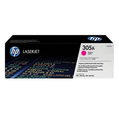 HP 305A Original Toner Cartridge CE413A Magenta