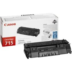 Canon 715 Original Toner Cartridge Black