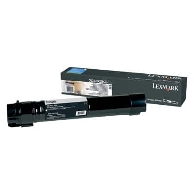 Lexmark X950X2KG Original Toner Cartridge Black
