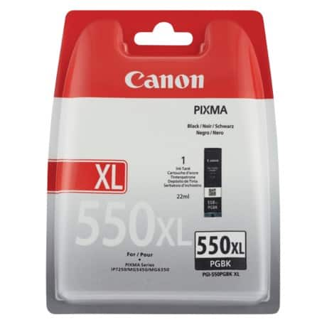 Canon PGI-550PGBK XL Original Ink Cartridge Black