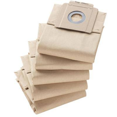 Kärcher Filter Paper Vacuum Bags Brown 10 Pieces 95332110