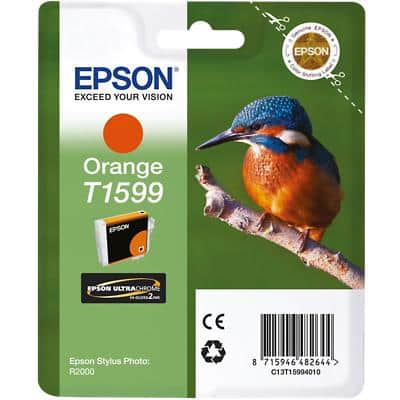 Epson T1599 Original Ink Cartridge C13T15994010 Orange