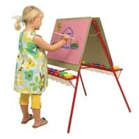 Easel Red, Green 59 x 125 cm